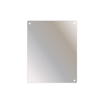 Mirror Series - Wall Mount Stainless Steel Mirror SSF-1620
