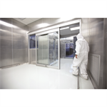 ASSA ABLOY SL500 Clean Room - overhead concealed