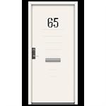 Exterior Door Character DIGITS - SBD  Burglary Resistant (Inswing)