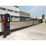 terminus sliding gate