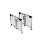 SlimLane 940 Access Control Speed Gate Turnstile- USA/CAN 3 Lanes