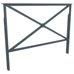 synergie barrier - square posts