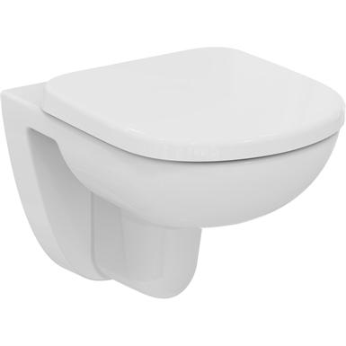 kheops wall-hung bowl ho 48cm white