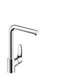 Focus Single lever kitchen mixer 280 with swivel spout 31817000