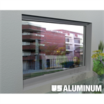 Defender Series BW8100 Blast Resistant Fixed Window