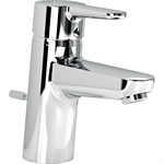 Connect Blue single lever basin, low pressure