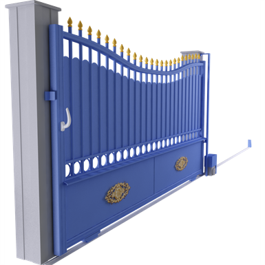 tradition line - niort sliding gate model