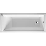 starck rectangular bathtub 700344