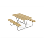 Piknikbord Rörvik Furu 140x70xh72 cm