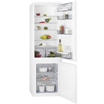 AEG BI Slide Door Fridge Freezer Freezer at the bottom 1772