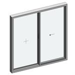 STRUGAL S160RP HORIZON Window (One-Leaf+Fixed-Leaf)