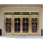 Blumcraft® Premium Series Formed Monumental Balanced Doors