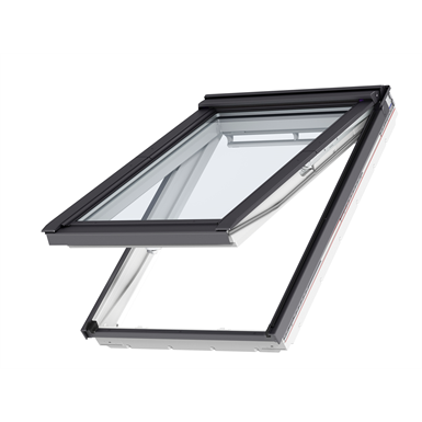 bottom operated polyurethane roof window tophung - gpu