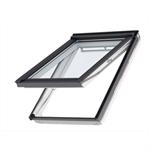 gpu velux klapp-schwingfenster aus kunststoff