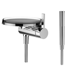 KARTELL BY LAUFEN Bath 1-Point mixer