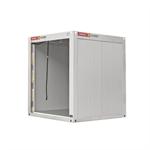 zecon - flurcontainer 2,5m x 2,5m
