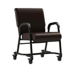 ComforTek Seating CT841-22BAR Bariatric Mobility Assist 22 inch Chair