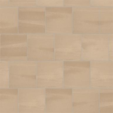 mosa solids - sand beige - floor tile surface
