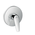 Novus Shower mixer set for concealed installation 71068000