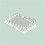 Window Openers | Roof | with demo window