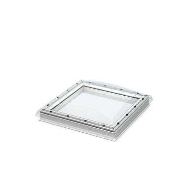Fixed Flat Roof Window w. Dome - CFP ISD