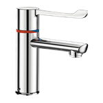 h9605610  securitherm bioclip thermostatic basin mixer