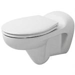 duraplus wall-mounted toilet 018509