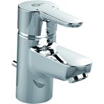 Connect Blue single lever basin mixer piccolo