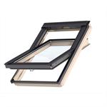 bottom operated std. pinewood roof window centre-pivot - gzl 1051b