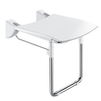 510430  comfort shower seat with leg