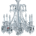 zenith chandelier 8l