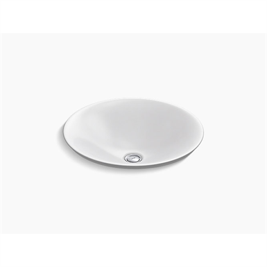 k-7806-0 carillon® round wading pool® bathroom sink