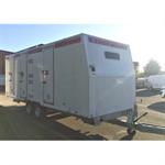 12-person construction trailer