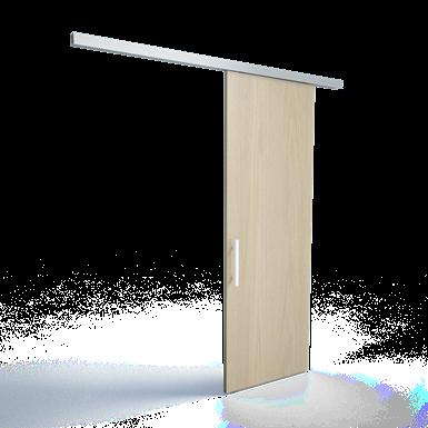 saf 40a-200 (l = 2 m) - pour portes en bois 40kg