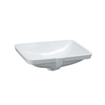 LAUFEN PRO S Built-in washbasin, without tapbank 490 mm