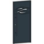 entrance door collection caractère éolia