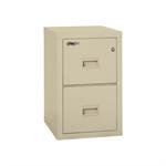 FireKing 2R1822-C Fireproof 2-Drawer Vertical File