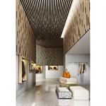 linea 3d edge suspended ceiling