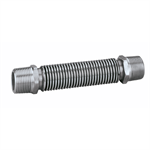 Antivibration joint for gas systems