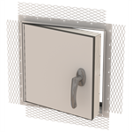 JL Industries | Access Panel Exterior Weather-Resistant for Plaster & Stucco | XPEA Series
