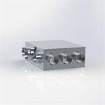 luftverteilungsbox dn 100 – dx hub 5