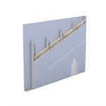 w112.de knauf metallständerwand - einfachständerwerk, zweilagig beplankt