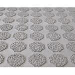 gian 9 octagon with sandblast texture (12 x 12 mm)