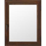 single in-swing casement window
