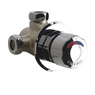 35936 PRESTO ALPA Mixing valve for panel mounting