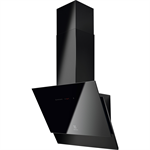 Chimney Design Hood Face Glass 60 Black