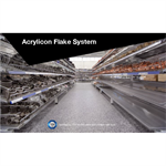 Acrylicon Flake System