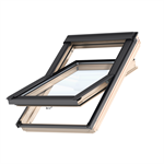 bottom operated std+ pinewood roofwindow centre-pivot - gll 1061b