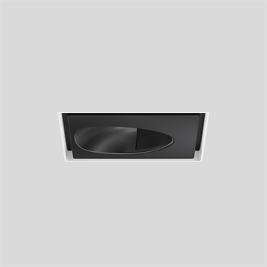 SASSO 60 square wallwasher/floor trimless