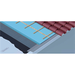 INC4 Pitched roof with flat or mixed ceramic tile